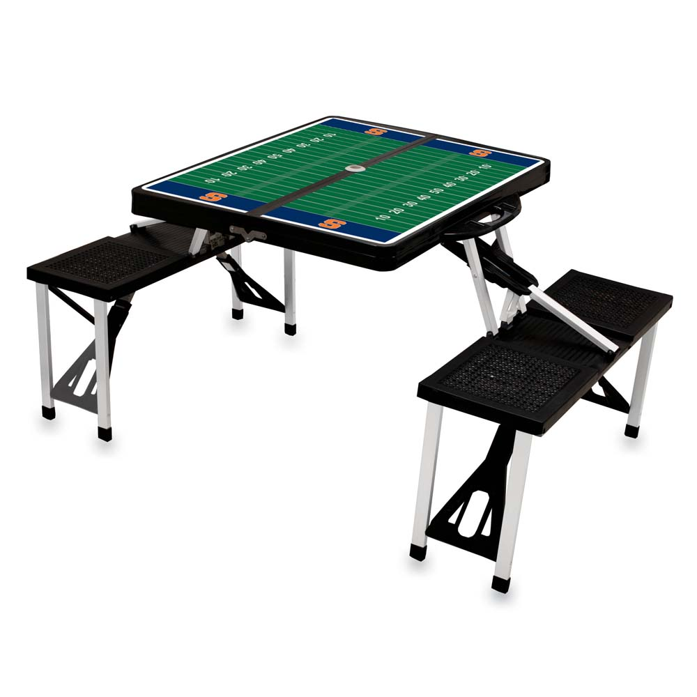 Syracuse Picnic Table Sport (Black)