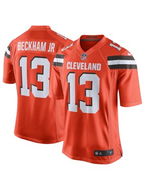 02f4a350ef0 Product Image Odell Beckham Jr Cleveland Browns Nike Game Jersey - Orange