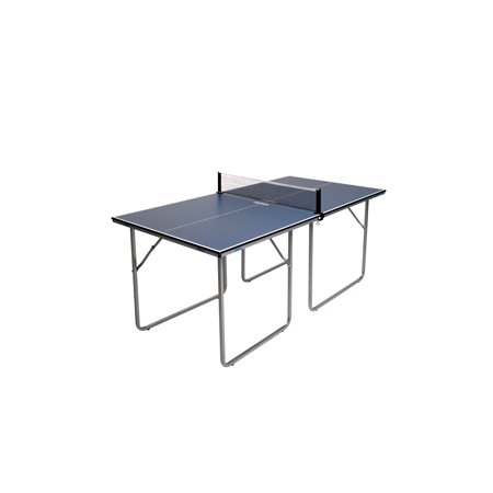 JOOLA Midsize Compact Table Tennis Table Great for Small Spaces and Apartments â Multi-Use Free Standing Table - Compact Storage Fits in Most Closets - Net Set Included - No Assembly Required!