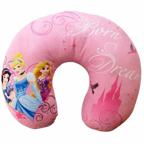 Disney Princesses Plush Neck Pillow