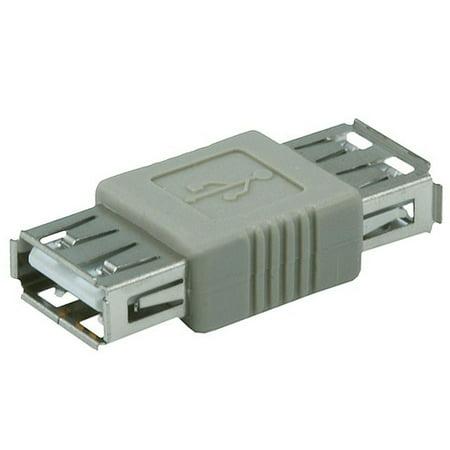 Monoprice USB 2.0 A Female to A Female Coupler