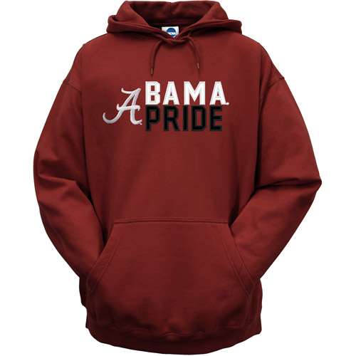 NCAA Big Men's Alabama Hooded Sweatshirt