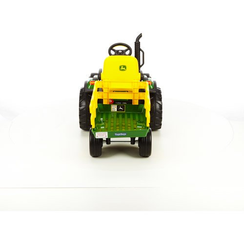 Peg perego john deere ground force 12 volt tractor ride on walmart fandeluxe Choice Image