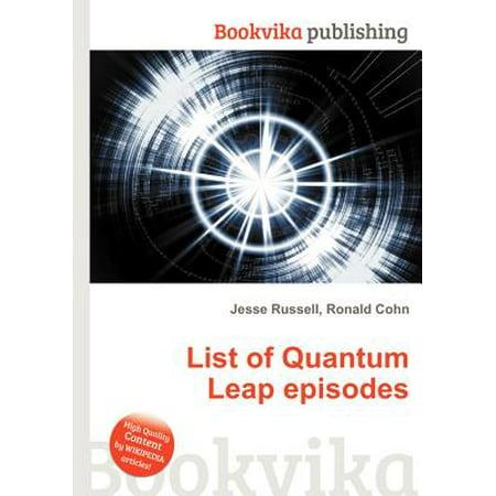 List of Quantum Leap Episodes