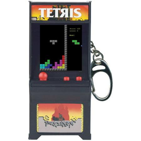 Super Impulse Tiny Arcade Tetris Miniature Arcade Game