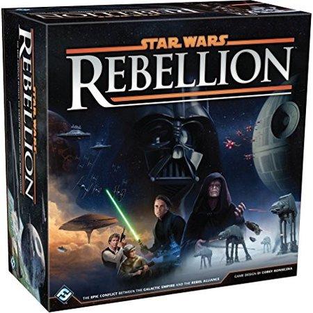 Star Wars: Rebellion Board Game (Star Wars The Card Game)