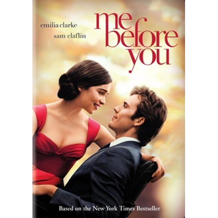 Me Before You (DVD) - Nightmare Before Halloween Movie