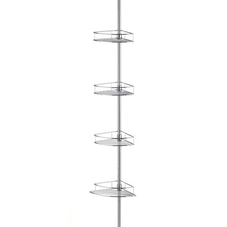 Kohler Shower Tower (Taymor Shower Caddy Tower with Four)