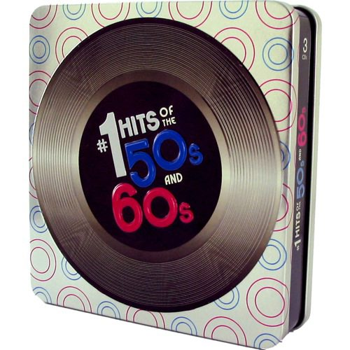 #1 Hits Of The 50's And 60's (3 Disc Box Set)