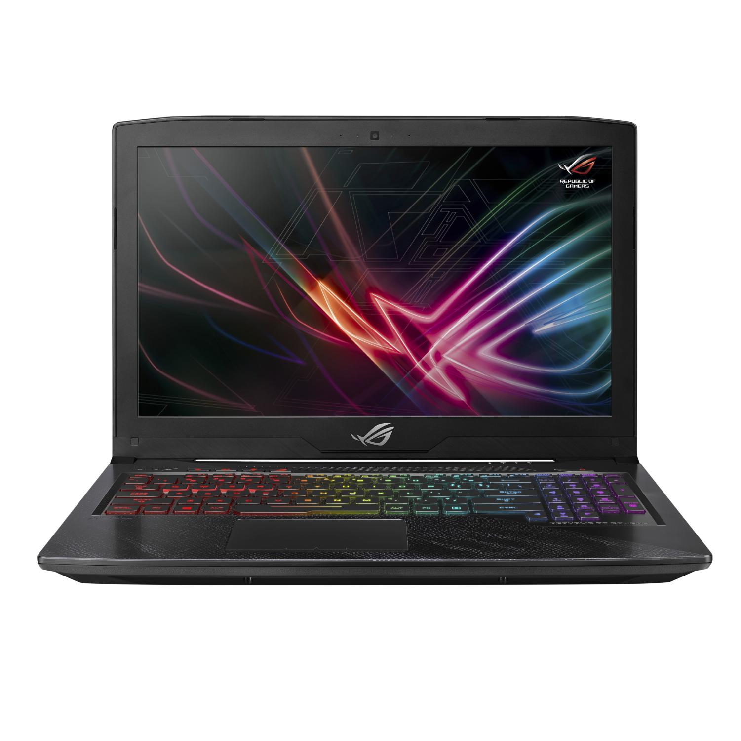 ASUS ROG Strix Hero Edition GL503GE-ES52 Gaming and Business Laptop (8th Gen Intel Core i5-8300H, 32GB RAM, 1TB SSHD + 256GB Sata SSD, 15.6 inch FHD (1920x1080) Display, GTX 1050 Ti 4GB, Win 10 Home)
