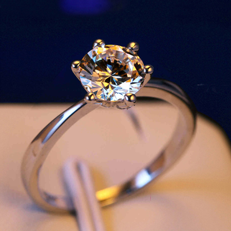 F.S. Angel Promise Ring - image 3 of 6