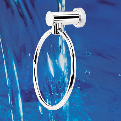 Alno Inc Infinity Wall Mounted Towel Ring