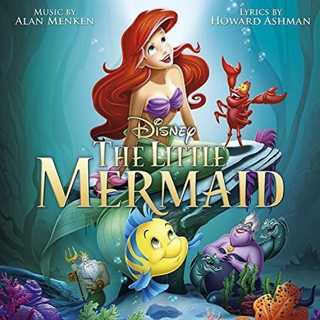The Little Mermaid Soundtrack (CD) ()