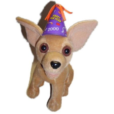 Talking Chihuahua - Special Millenium New Year Version, Says Happy New Year Amigos By Taco