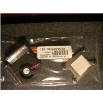 Ibm Cover Assembly (brand new ibm original factory sealed thinkpad t410 t410i 45m2723 fan)
