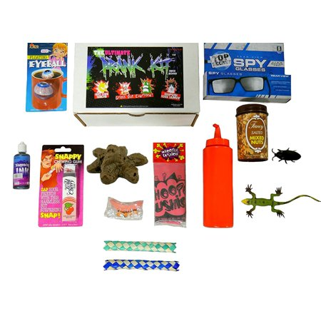 The Ultimate Prank Kit Junior Edition](Halloween Pranks At Home)