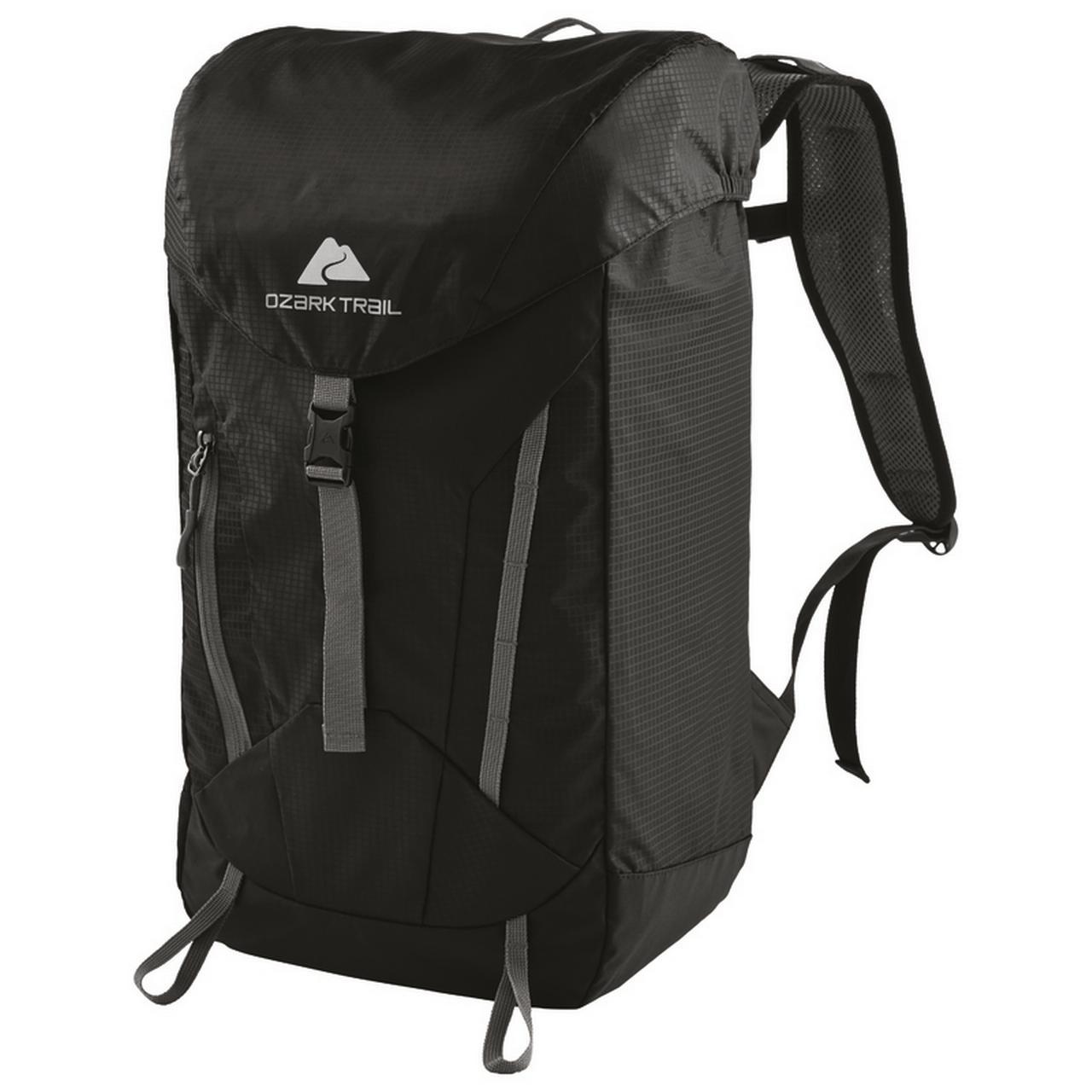 Ozark Trail 28L Atka Ultra lightweight Hydration-Compatible Backpack