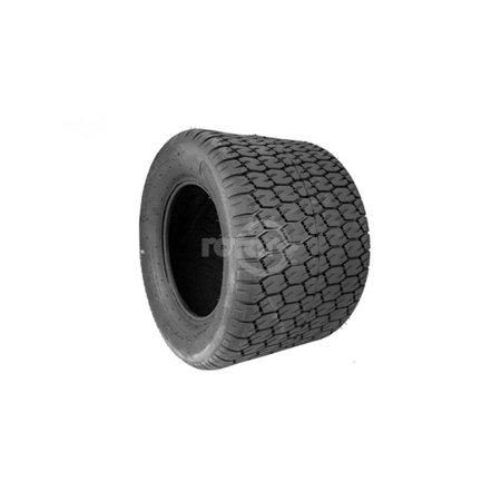 Carlisle 20X12.00X10 Turf Trac RS Tire. 4 Ply Tubeless. Used by Hustler.