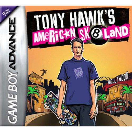 Tony Hawk's American Sk8land GBA