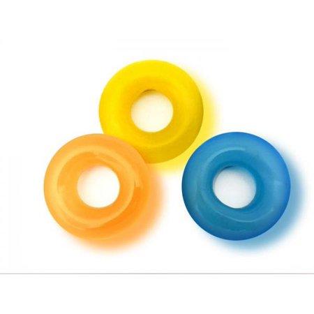 Rascal Toys The D-Ring Glow X3 3 Piece Donut Kit (Rascal Toys Ass Rod Anal Training Kit)