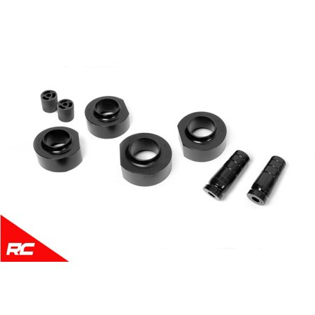 Rough Country Lift Kit compatible w/ 1997-2006 Jeep Wrangler TJ Suspension