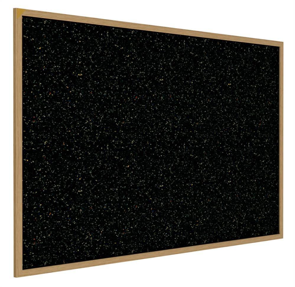 Eco-Friendly Tackboard in Confetti (36.63 in. W x 24.63 in. H)