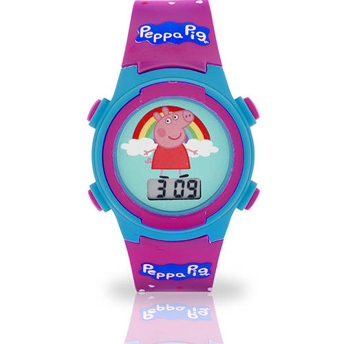 Peppa Pig Flashing Light Up Watch