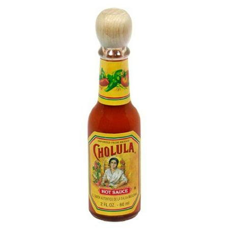 Cholula Hot Sauce, 2-Ounce Bottles (Pack of 12)
