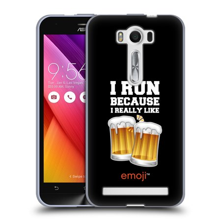 Official Emoji Food Soft Gel Case For Amazon Asus Oneplus
