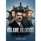 Blue Bloods: The Fourth Season (Widescreen)