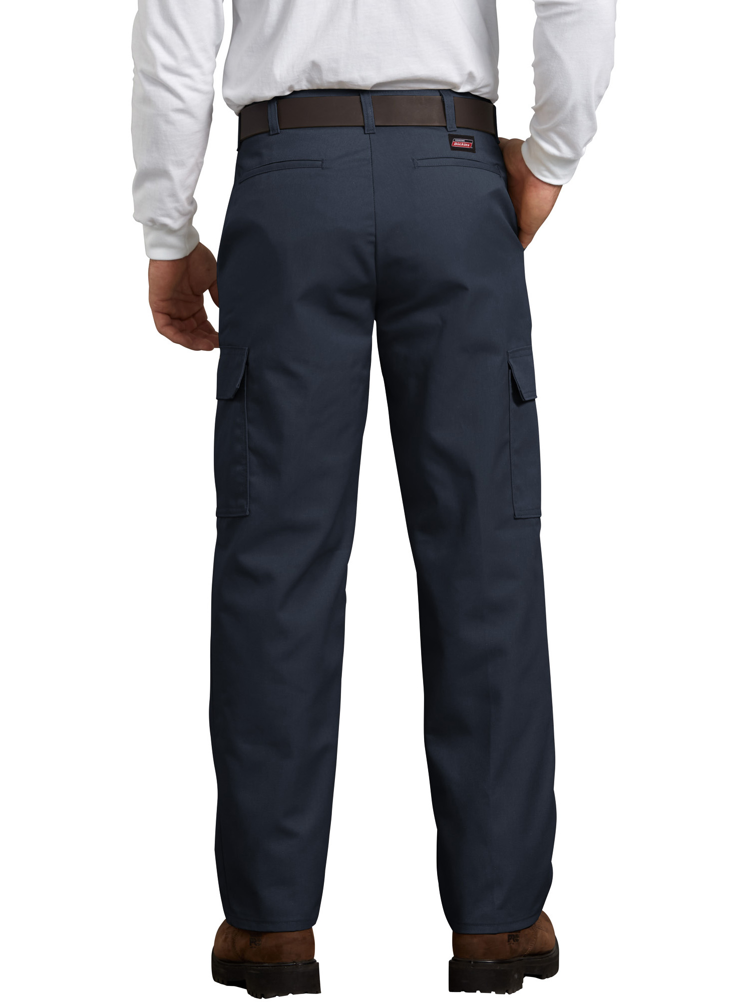 4087ecba241 Men's Relaxed Fit Flat Front Cargo Pant
