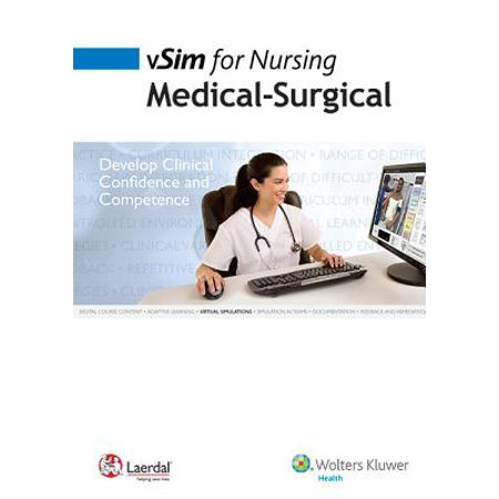 vSim for Nursing Medical-Surgical Access - Access Code Module
