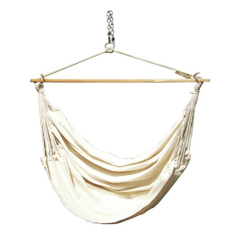 Home & More Cotton Chair Hammock