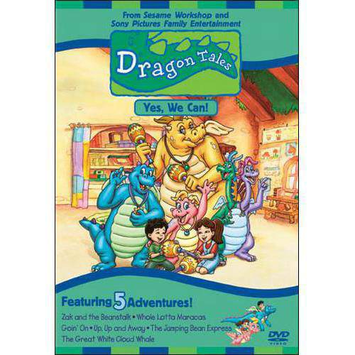 Dragon Tales, Vol. 4: Yes We Can