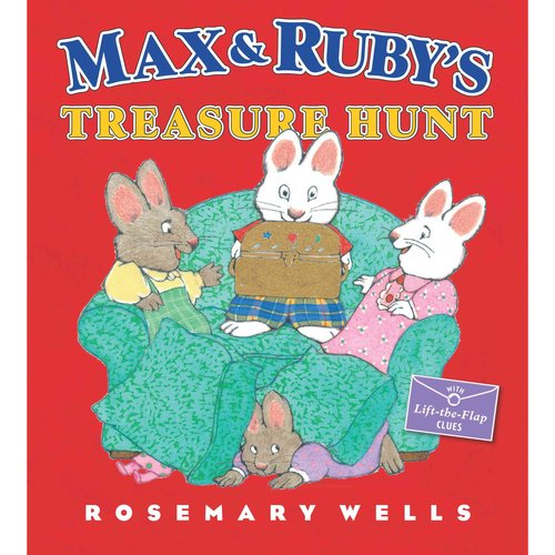 Max & Ruby's Treasure Hunt