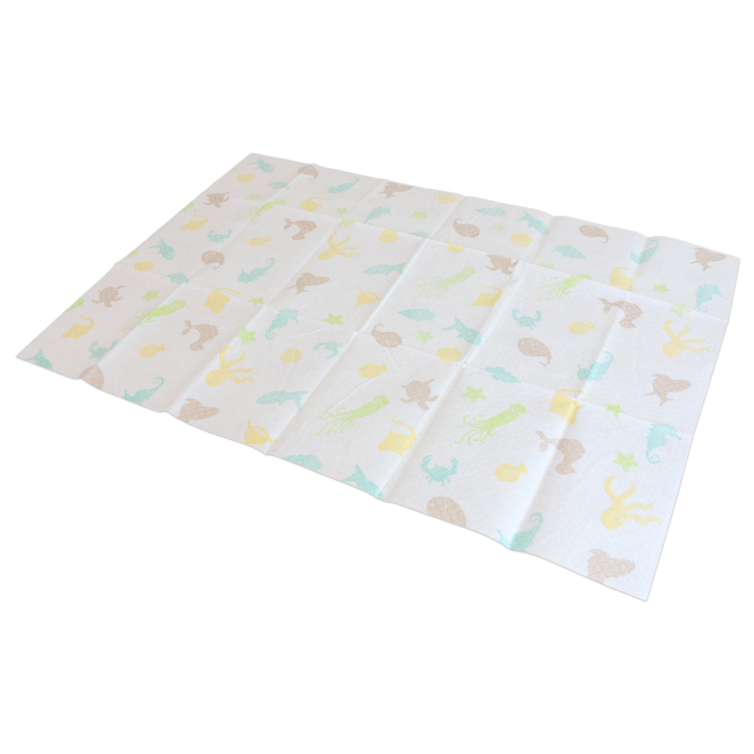 Emmzoe Disposable Sanitary Diaper Changing Table Mat Pads Leakproof Soft