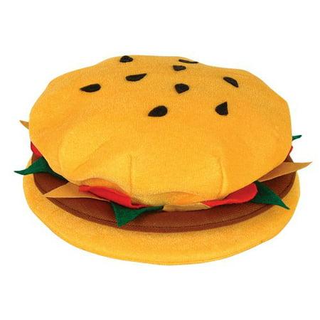 Hamburger Hat - Hamburger Hat