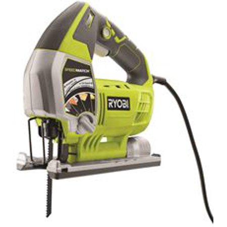 Cut Variable Speed Band Saw (Ryobi 6.1-Amp Variable Speed Orbital Jigsaw With Speed Match)
