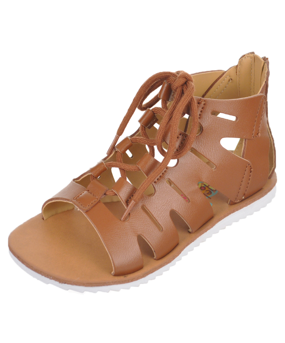 "Rachel Girls' ""Aruba"" Sandals (Toddler Sizes 6 - 11)"