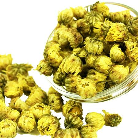 Chrysanthemum Tea - Tai Ju - Chinese Tea - Herbal - Flower Tea - Decaffeinated - Loose Leaf Tea - 1oz