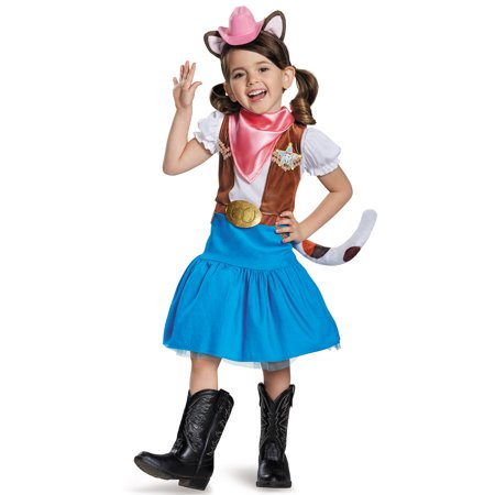Wild West Female Costumes (Sheriff Callie's Wild West Sheriff Callie Classic Costume for)