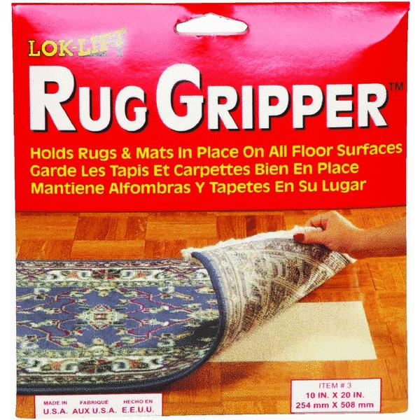 Rug Gripper Lok-Lift Nonslip Rug Pad by Vantage