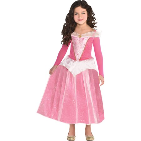 Suit Yourself Classic Aurora Halloween Costume for Girls, Sleeping Beauty