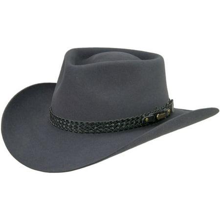 Akubra Snowy River Australian Hat - Walmart.com 55291bf685d
