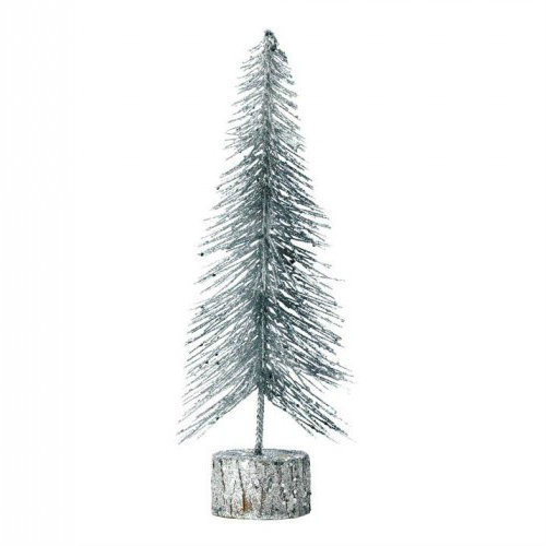 Koehler Small Silver Glitter Tree