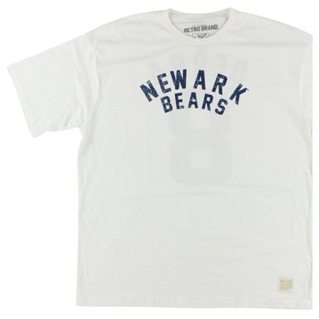 the best attitude 13673 bf75b Retro Brand Mens MLB Players Association Yogi Berra T Shirt White