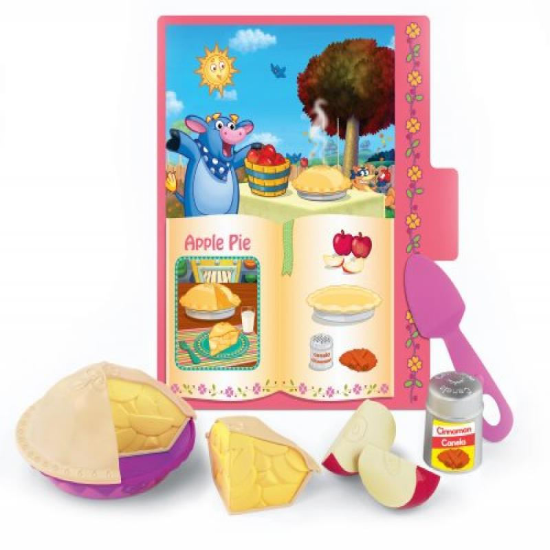 Fisher Price Dora the Explorer Fiesta Favorites Kitchen Food Apple Pie by Fisher-Price