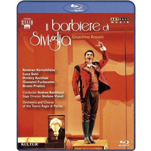 Il Barbiere Di Siviliga (Blu-ray) (Widescreen)