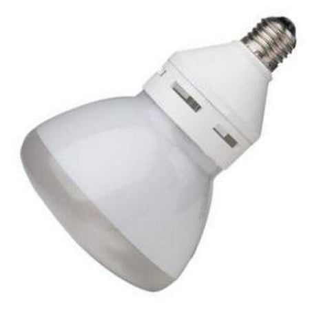 R40 Fluorescent Reflector (GE 21716 - FLE26/2/DV/R40 Dimmable Compact Fluorescent Light Bulb )