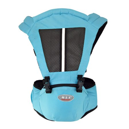 AngelCity Multifunctional Baby Hip Seat Toddler Front Hold Shoulder Sling Seat Carrier Waist Stool Walkers ()